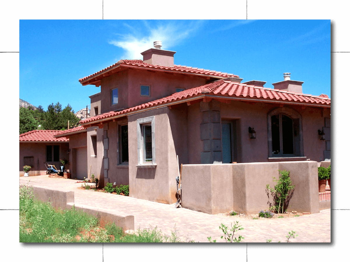 Residential Commercial Design Architect Sedona Vernacular